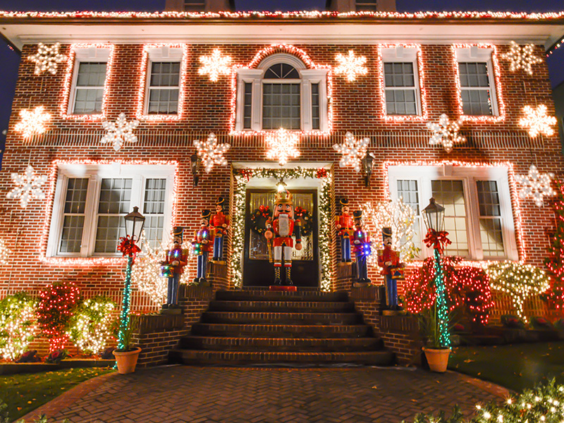 decorations noel dyker heights